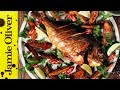 Spicy Fish & Chips | Shelina Permalloo