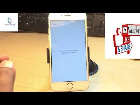 New method Icloud unlock for Iphone 5s/6/6/6s/6s+/7/7+/8 ios 11.3   remove icloud lock April 2018✅✅✅