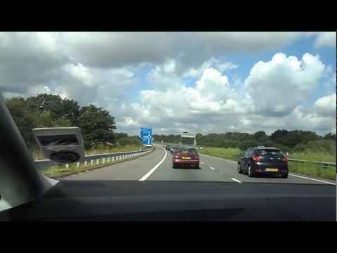 M23 HOW TO USE THE LONG STAY CAR PARKS AT GATWICK SOUTH LONDON AIRPORT & HOW TO SAVE £'s