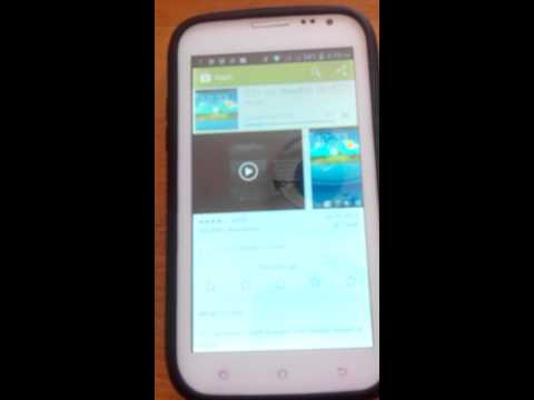 How to get galaxy s4 weather widget on any android