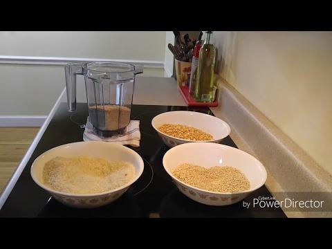 Homemade Idli, Dhokla and Khaman Flour