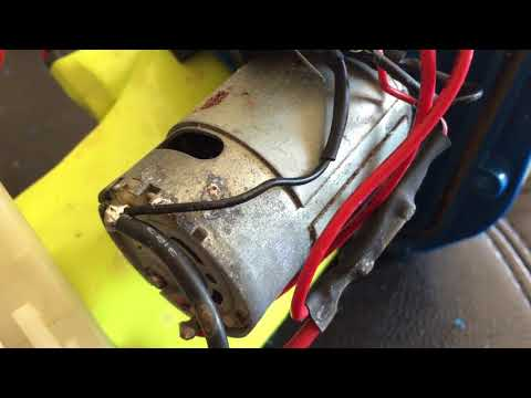 Pool Buster switch troubleshooting and replacement