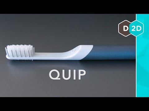 Quip Toothbrush Review - Much Improved