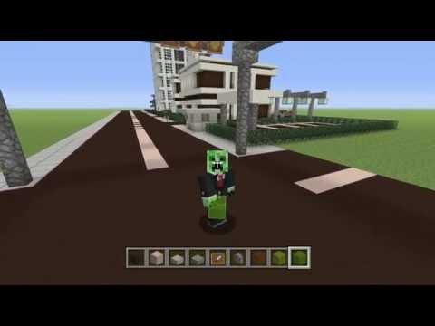 Minecraft- Simple Stop Light Tutorial