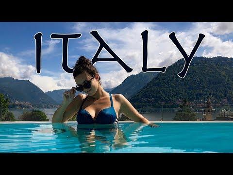 ITALY 2018   Milan and Lake Como