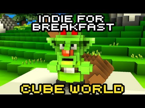 Indie for Breakfast - Cube World