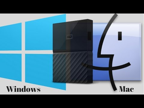 Unboxing of WD My Passport | Installation in mac and windows