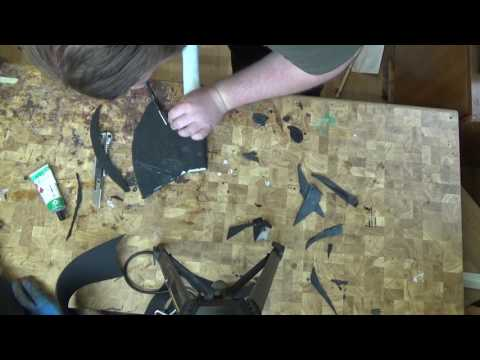 How to Make a Larp Axe