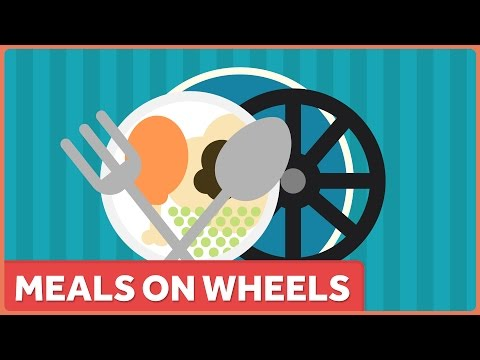 The Trump Budget and Meals on Wheels