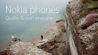 Nokia phones design - Quality & craftsmanship