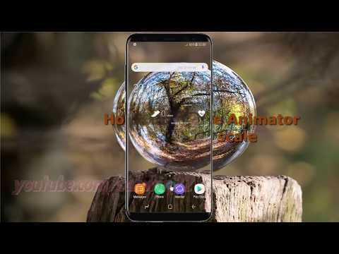 Android Nougat : How to Change Animator duration scale in Samsung Galaxy S8 or S8+