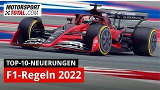Formel-1-Regeln 2021: Die zehn wichtigsten Änderungen!