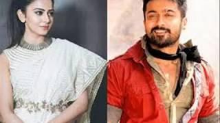 Rakul Preet singh to romance with Suriya