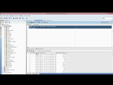 Oracle SQL Developer Series: Lesson 5 How to perform calculations, display string in result sets