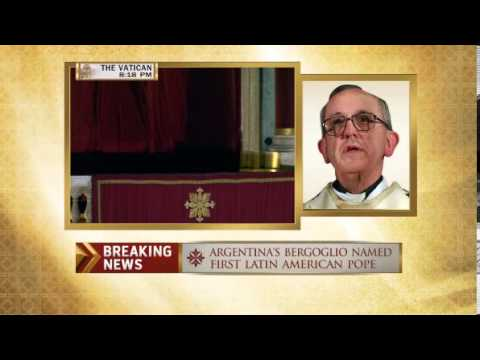 New pope ELECTED after two days of conclave | The NEW Pope: Bergoglio of Argentina
