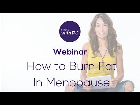 How to Burn Fat In Menopause - Webinar Jan 7, 2017