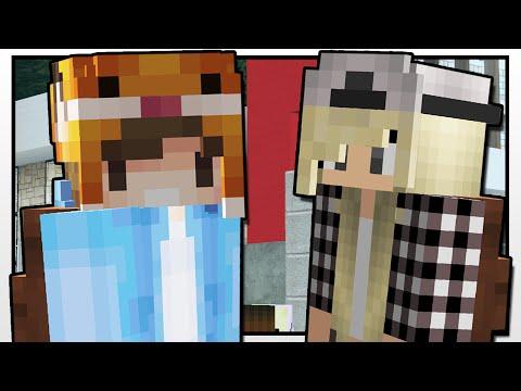 Minecraft High School | LATE FOR FIRST CLASS!! | Custom Mod Adventure