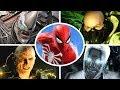 Download  Spider-Man PS4 - All Bosses + Cutscenes MP3,3GP,MP4