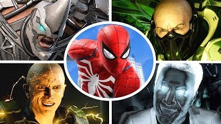 Download Spider-Man PS4 - All Bosses + Cutscenes Video