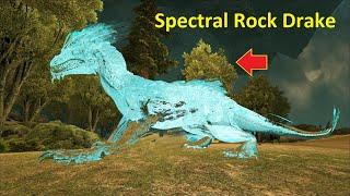 """ARK: Extinction Mod #57 - Mình Tame Được Thêm Siêu Rồng Tàng Hình """"Spectral Rock Drake"""", Mạnh Vãi ^^"""