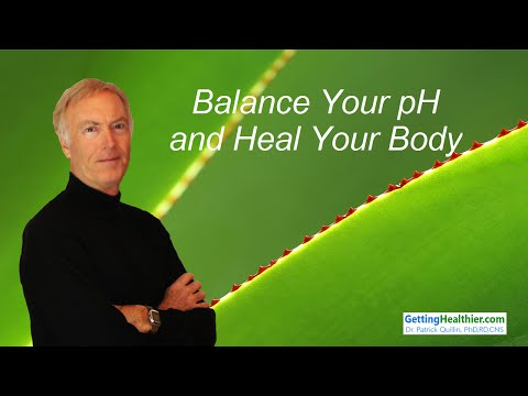 Balance Your pH and Heal Your Body