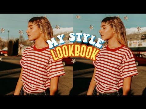 MY STYLE LOOKBOOK | Marla Catherine