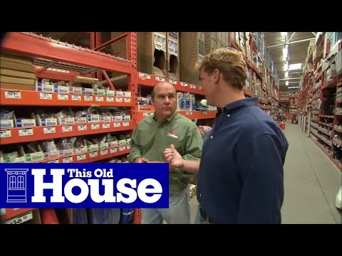 How to Choose Water Supply Piping - This Old House