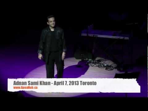 Adnan Sami Khan Toronto April 7, 2013 - Talks about weight loss experience