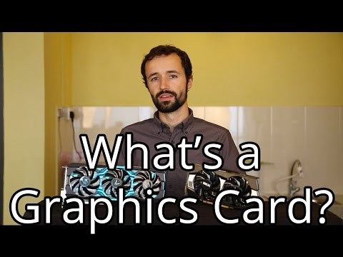 What is a Graphics Card? How Do You Choose a Good One?