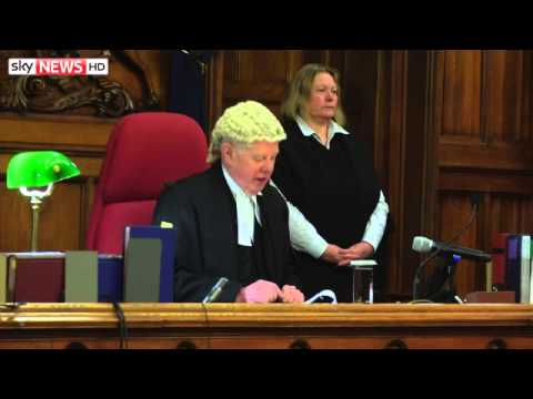 Whole-Life Sentences Are Legal, Say Judges