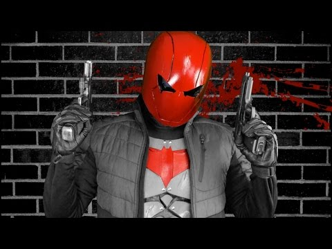 How To Make A Red Hood Costume!