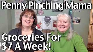 Penny Pinching Mama: Groceries For $7 a week! How We Saved Money On Groceries