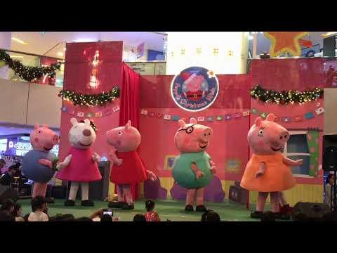Peppa Christmas Wish Live show 2017