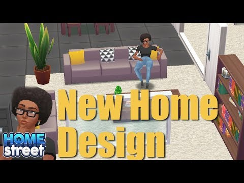 Decorate With Me! Home Street iOS Game Home Design