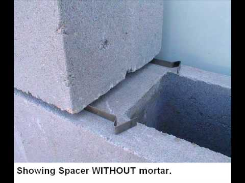 Masonry Joint Spacer's