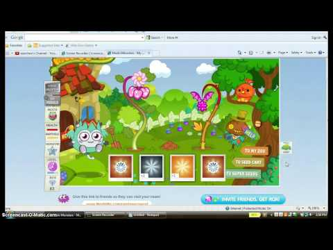How To Get Roxy(On Moshi Monsters)
