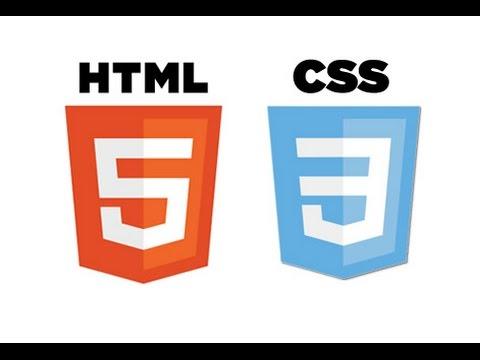 HTML5 and CSS3 Tutorial - HTML internal links Верстка