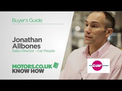 Motors.co.uk: Know How – Ask an Expert - Buyers Guide - Jonathan Allbones
