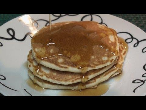 Fluffy Flapjacks (Pancakes) Recipe