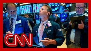 CNN reporter on Wall Street: It was a bloodbath