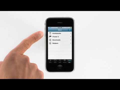 Apple iPhone 3G S - iTunes Store