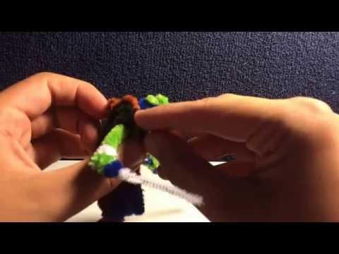 Homemade figures Teenage Mutant Ninja Turtles (2014)