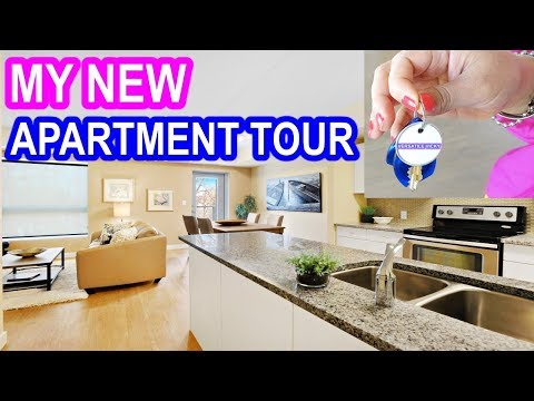 MY NEW APARTMENT TOUR !!! MY NEW HOME TOUR
