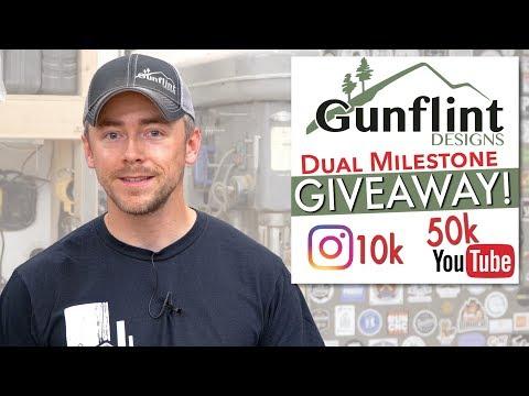 Dual Milestone Giveaway - 10 Winners Across 2 Platforms!