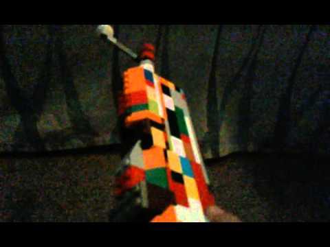 A Lego Raygun