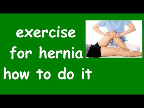 exercise for hernia how to do it | revive hernia fast | before and after surgery exercises
