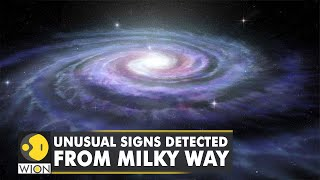 Milky way galaxy's galactic centre emits 'unusual radio waves' | Space News | Science News | WION