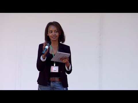 The un-sexiness of entrepreneurship | Mhraf Worku | TEDxYouth@Arada