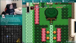 A Link to the Past | Enemy Rando + Pedestal goal | Why would