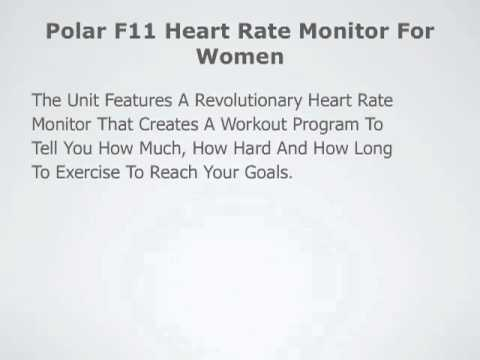Polar F11 Heart Rate Monitor Review